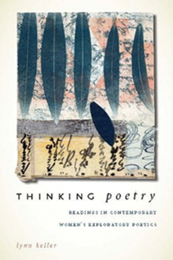 Thinking Poetry: Readings in Contemporary Women's Exploratory Poetics cover