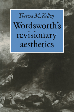 Wordsworth's Revisionary Aesthetics cover