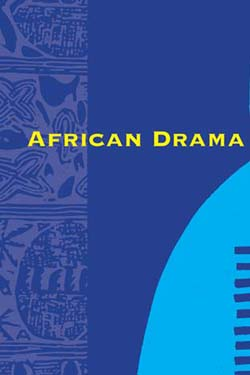 African Drama and Performance cover